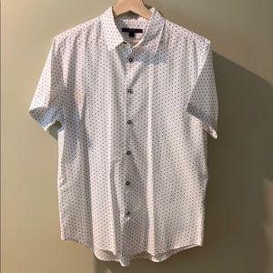 John Varvatos button down shirt